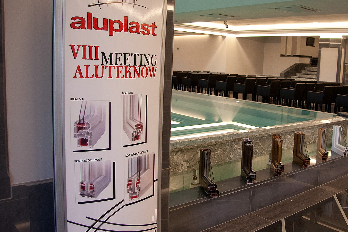 VIII Meeting Aluteknow